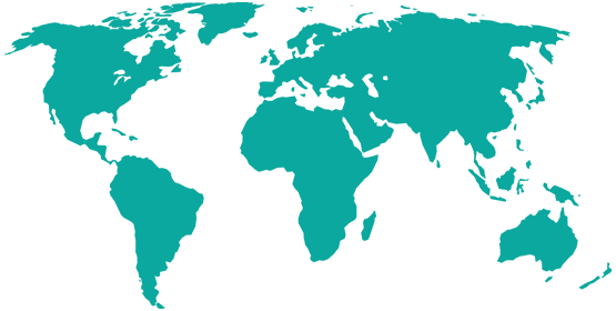 Foodchow Worldwide Map